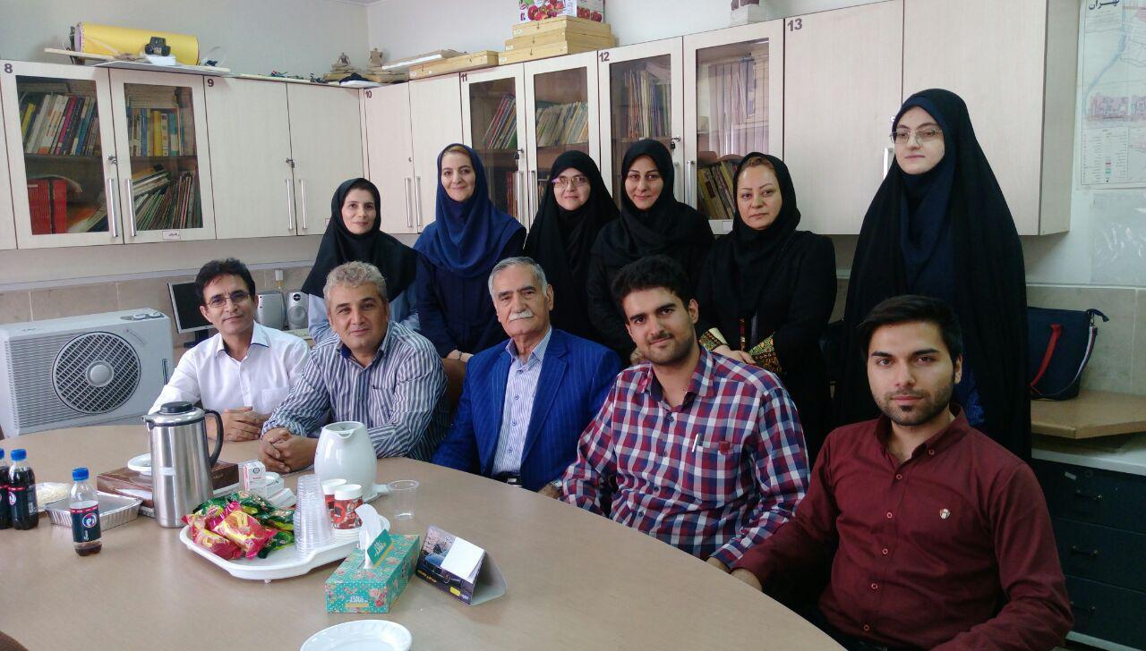 نشست شهریور شورای اجرایی انجمن